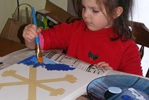 Advent daily ideas / Want to have activities for our homemade advent calendar  / by Terri Toler