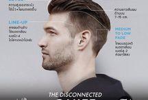 estilos de corte de cabellos... modernos