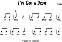 drumming lessons ideas