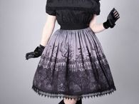 Lolita Wishlist / What I´d really like to wear one day