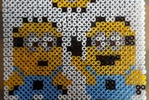 Bügelperlen / Perler Beads mit BT-KREATIV