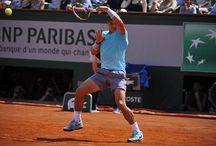 Finales messieurs - R. Nadal vs N. Djokovic / L'Espagnol Rafael Nadal a décroché son neuvième titre Porte d'Auteuil après s'être défait de Novak Djokovic: 3-6 7-5 6-2 6-4
