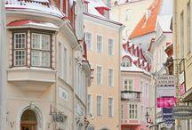 Baltic States trip