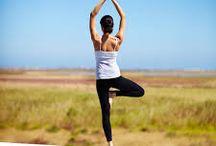 Yoga shots / Looking at eye catching Yoga poses