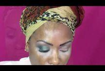 vídeo de maquiagem