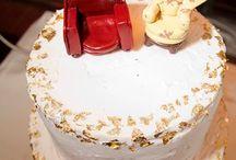 Casamento ♥ Bolos / Bolos para Casamento. Inspiração e ideias de bolos incríveis para o grande dia!