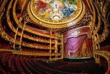 Theatres Around the World / Here is a collection of theatres from all around the world. Looking to do a renovation of your theatre space?  Musson can help.