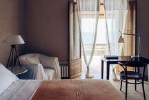 tende camera letto