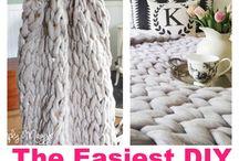 patura mare tricotata