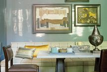 Dining rooms / Dining rooms that catch my eye / by Leslie Banker