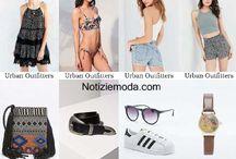 Urban Outfitters / Urban Outfitters collezione e catalogo primavera estate e autunno inverno abiti abbigliamento accessori scarpe borse sfilata donna.