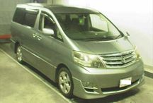 Toyota Alphard 2005 Gray - This very good and spacious car is available at negotiable cost. / Refer:Ninki25145 Make:Toyota Model:Alphard Year:2005 Displacement:2400 CC Steering:RHD Transmission:AT ColorGray FOB Price:5,800 USD Fuel:Gasoline Seats  Exterior Color:Gray Interior ColorGray Mileage:171,000 Km Chasis NO:ANH10-0111377 Drive type  Car type:Wagons and Coaches