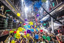 Balloon Drops and Effects / Balloon drops can add an extra level of excitement to a celebratory moment!   Want more? Visit www.balloonsbytommy.com