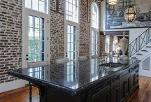 Kitchens / by Cin Fry