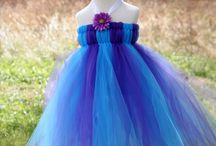 Little Girl Dresses / Purple Purple Purple / by My Purple World