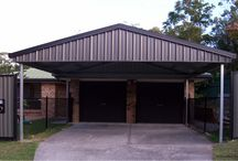 Gable Carport Kits / Gable carport kits to suit all types of Homes and Vehicles