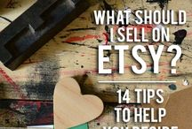 Etsy tips & tricks / Make to most out of your Etsy shop
