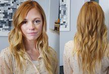 hair / by b e c c a