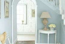 Blue Home Accents
