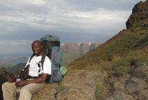 Team & Transport - Drakensberg Hiker