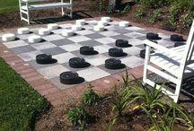 My backyard plan