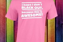 Party Tee Shirts