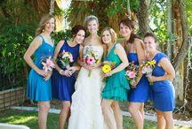 Blue Weddings