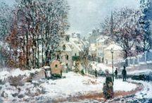 Oscar-Claude Monet / by Rose Morgan