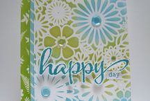 TCW in/on Mini Albums / Stenciled Mini Albums using The Crafters Workshop stencils www.thecraftersworkshop.com/blog