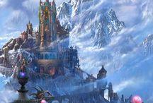 flying castle