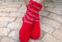Slipper socks and sundry