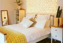 Bedroom idea / by DeseRa'e Bayardo