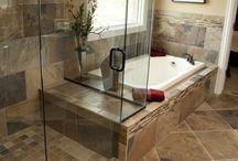 Jakuzi Bathroom
