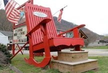 North Carolina Roadside Attractions / World's largest things and other roadside attractions in North Carolina to see on your next road trip.