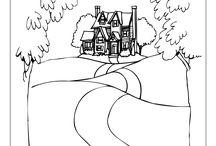 homeschool literature / by Kristen Pelle