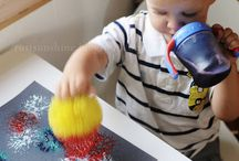 Toddler Art Projects