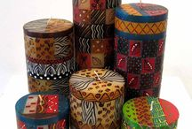 African candle