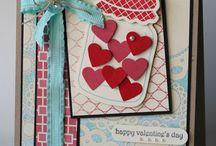 2015-Valentine cards / by Doug Parish