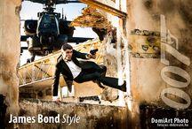 James Bond 007 / James Bond 007 - DomiArt Photo