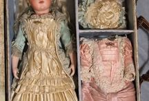 doll in a presentation box