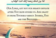 Dua / Dua/Supplications/Prayers from Quran & Sunnah