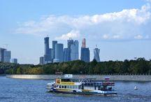 • une semaine estivale à Moscou • / Quelques photos prises en août 2014.