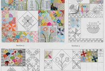 quilts by Jen Kingwell