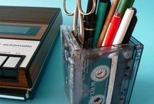 Cassete, teclados, diskets...