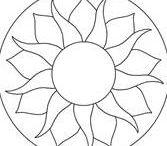 Patterns - *mosaics