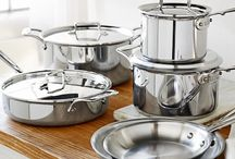 cook ware and kitchen gadgets