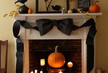 All things Hallow's Eve / Halloween decorations, food, costumes, and more!