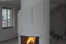 Fireplaces and ovens / Krby Dvorak kamnarstvi Fireplaces and Ovens http://www.krbydvorak.cz