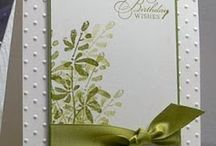 Card Ideas / by Judy Bell