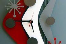 Clocks and designs